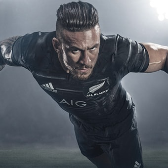 All Blacks and International Rugby Jerseys