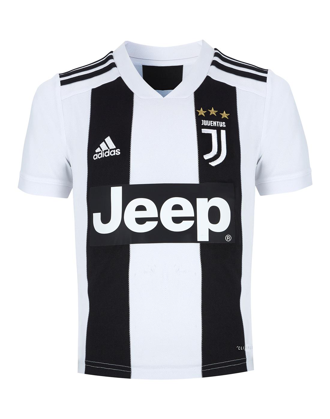 9f914665b Kids Juventus 18 19 Home Jersey ...