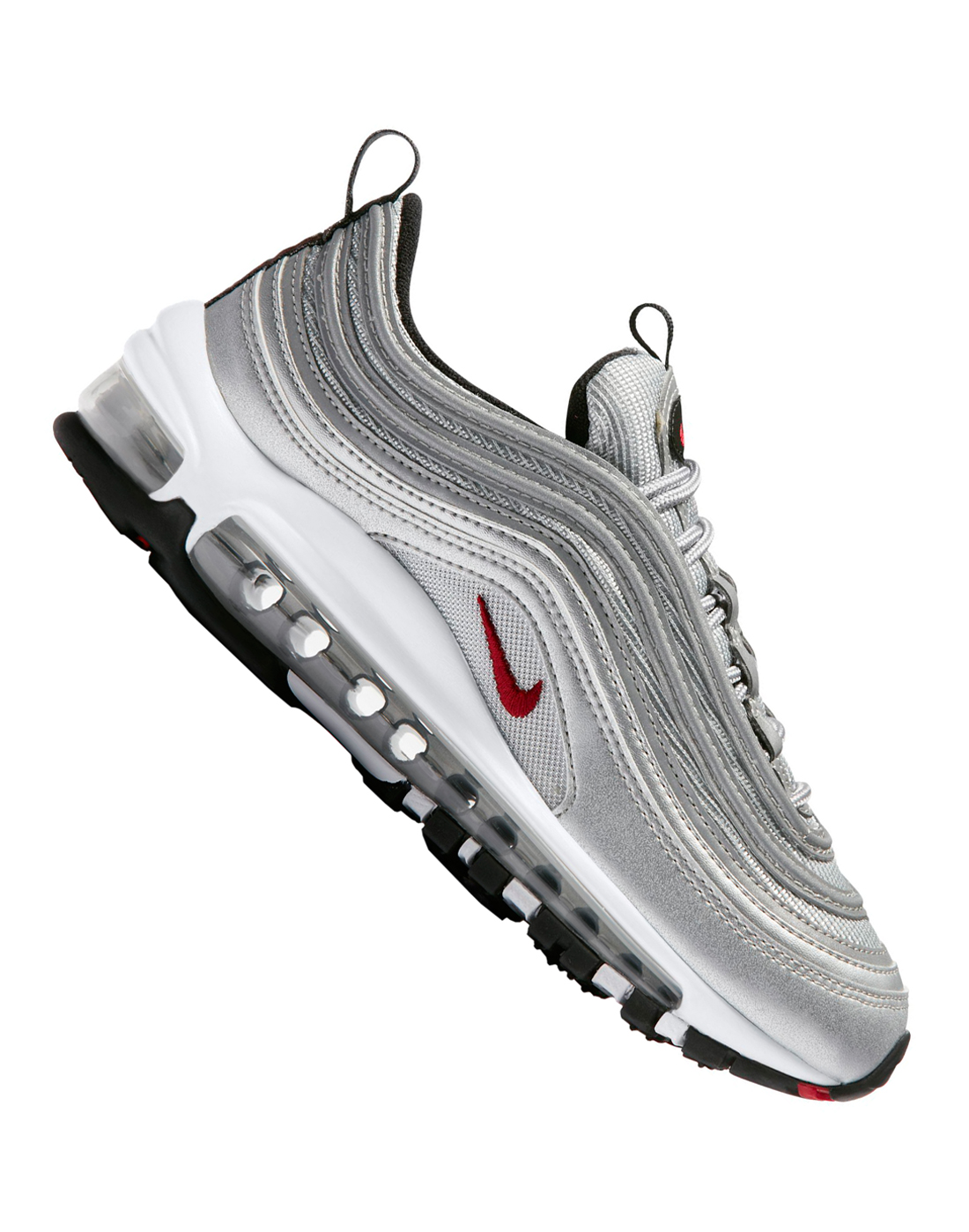 9e1ed52618 Older Kids Nike Air Max 97 | Silver | Life Style Sports