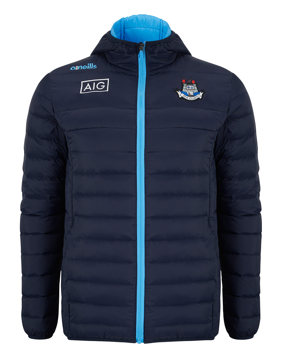abb88b0dc636a O'Neills Mens Dublin Malone Down Padded Jacket | Life Style Sports