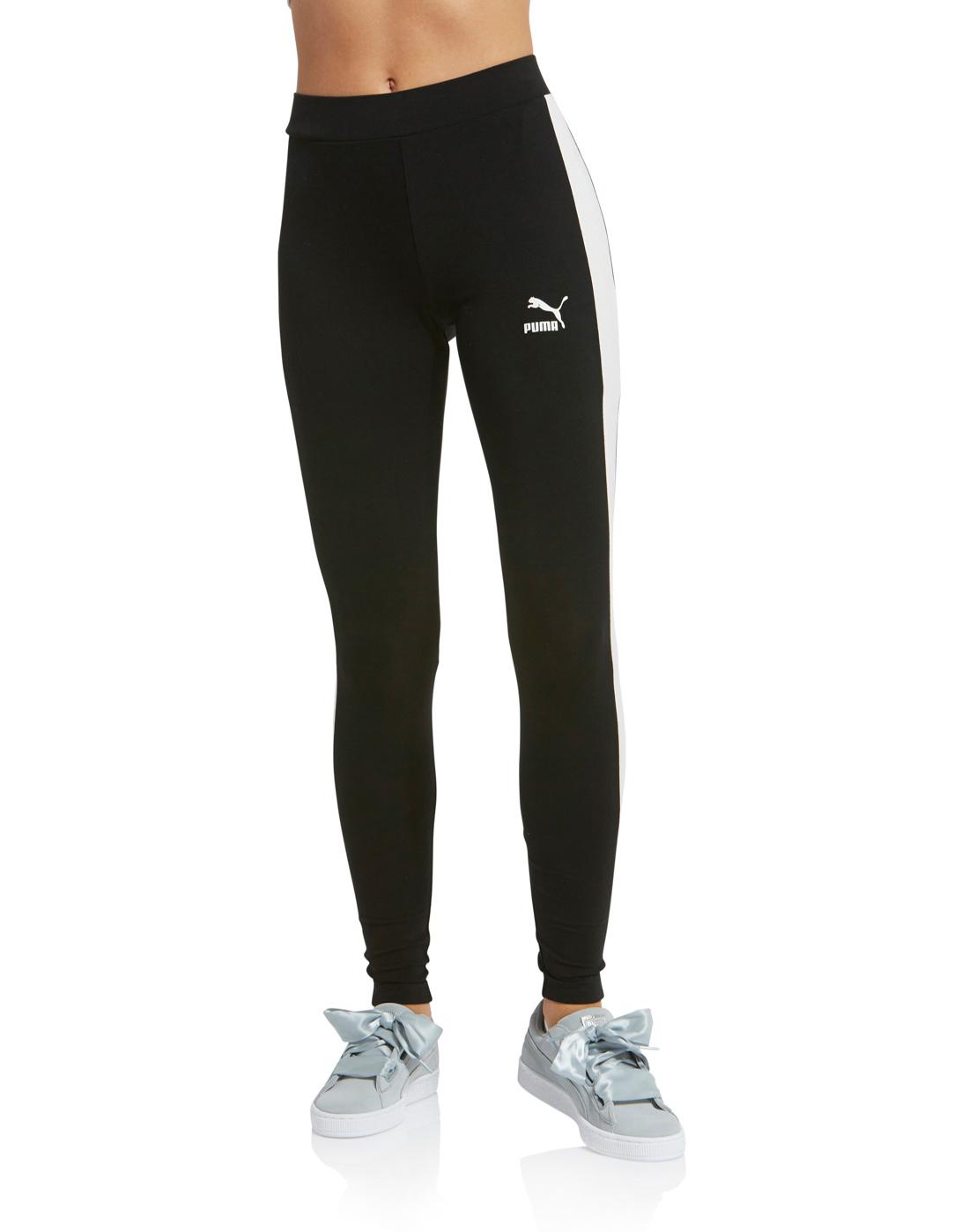 7100e06dec5fc Puma Womens Archive Legging | Life Style Sports