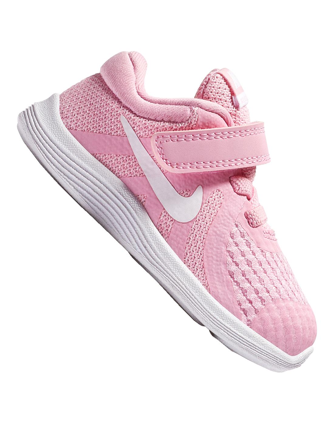 Nike Infant Girls Revolution 4 - Pink