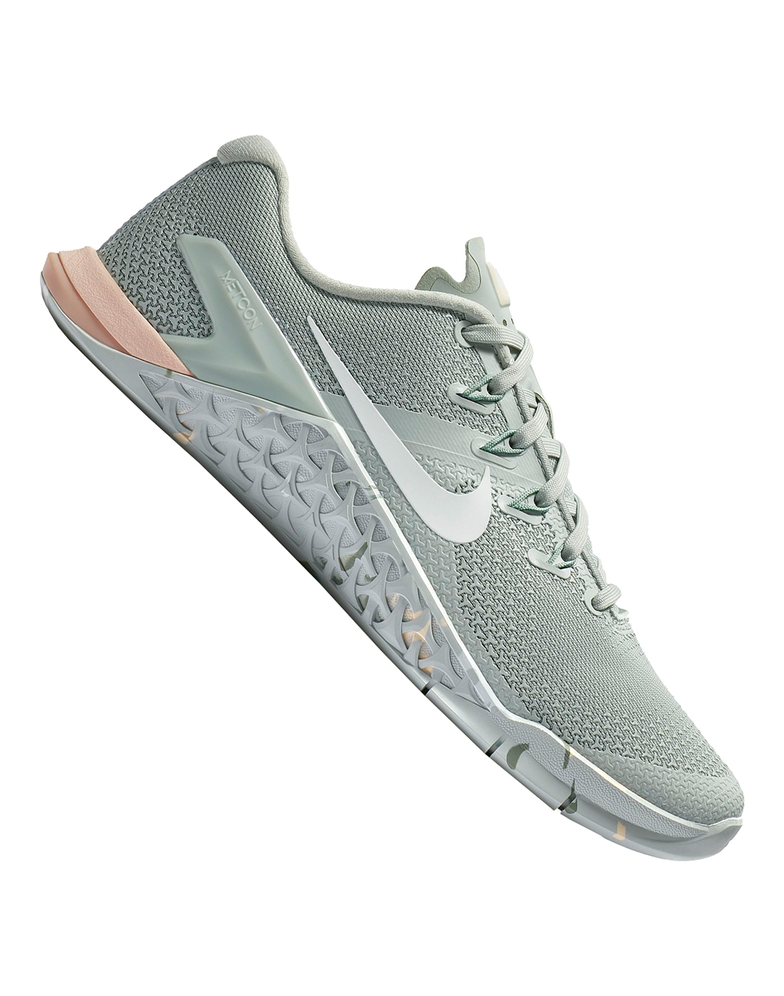 Women's Nike Metcon 4   Grey   Life