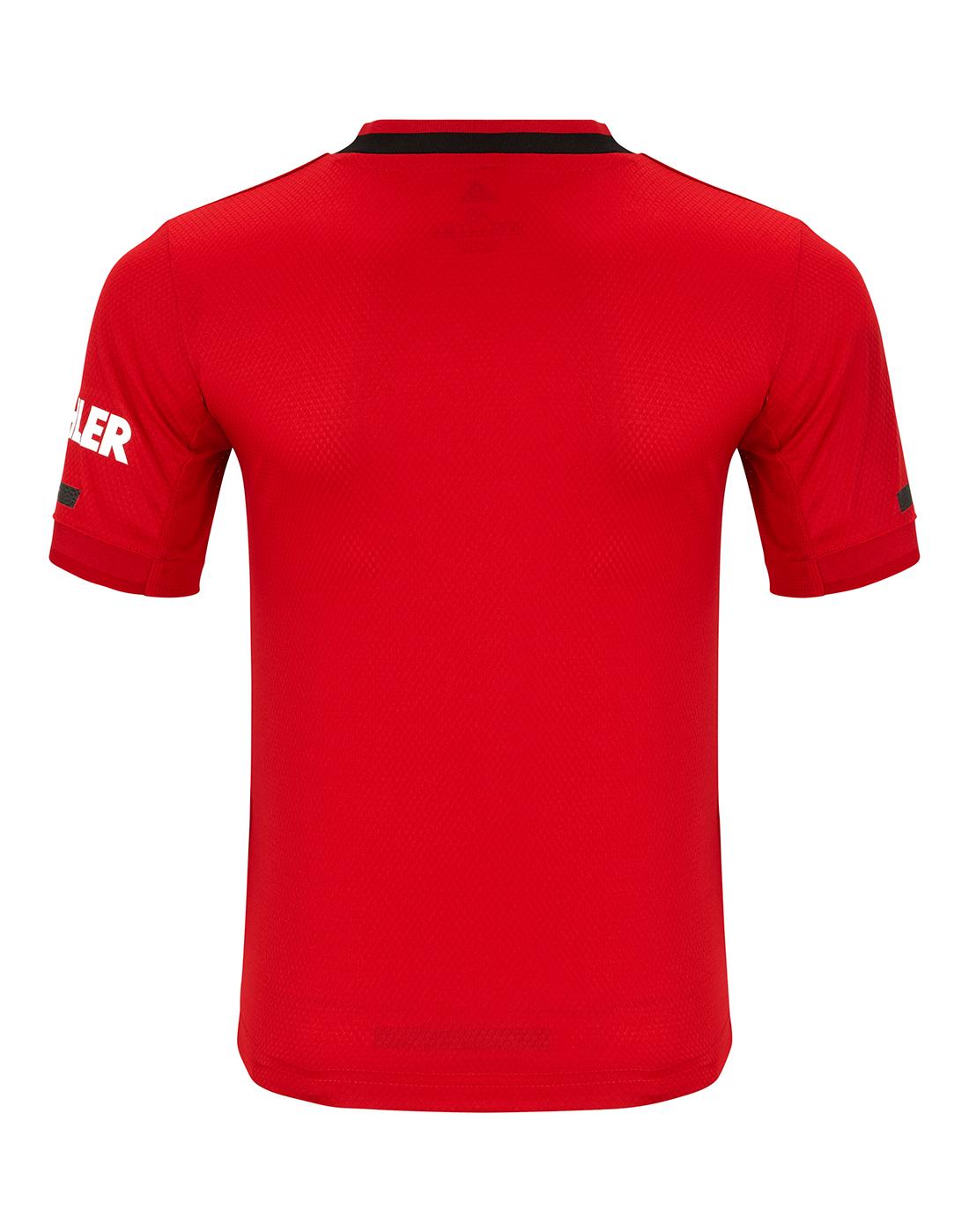 32c81da1416 ... Kids Man Utd 19 20 Home Jersey ...