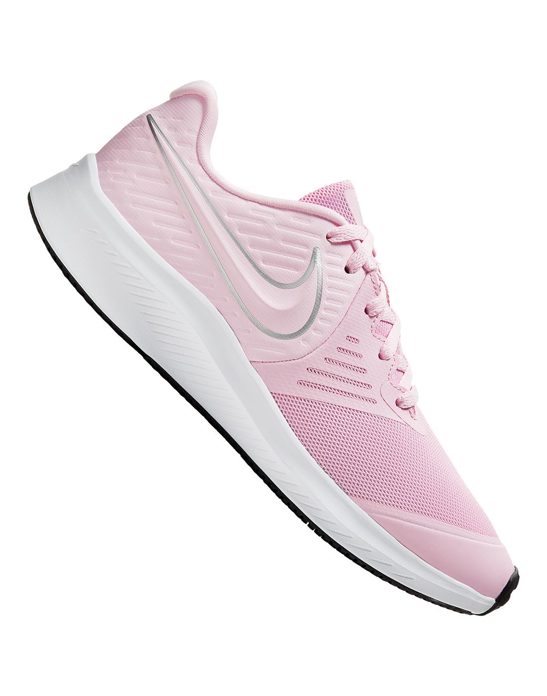 Girl's Pink Nike Star Runner   Life