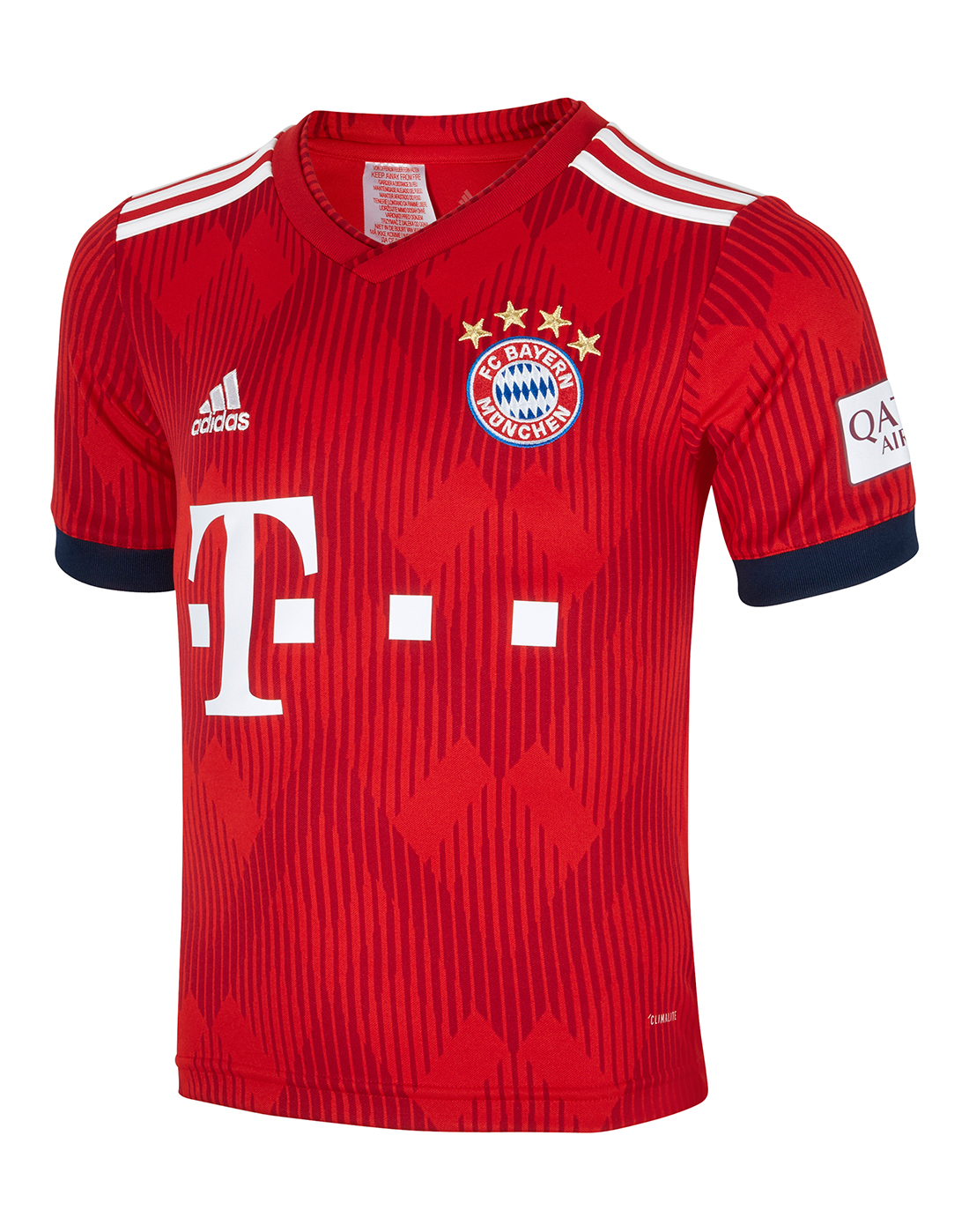 more photos ecf9d 74372 adidas Kids FC Bayern 18/19 Home Jersey
