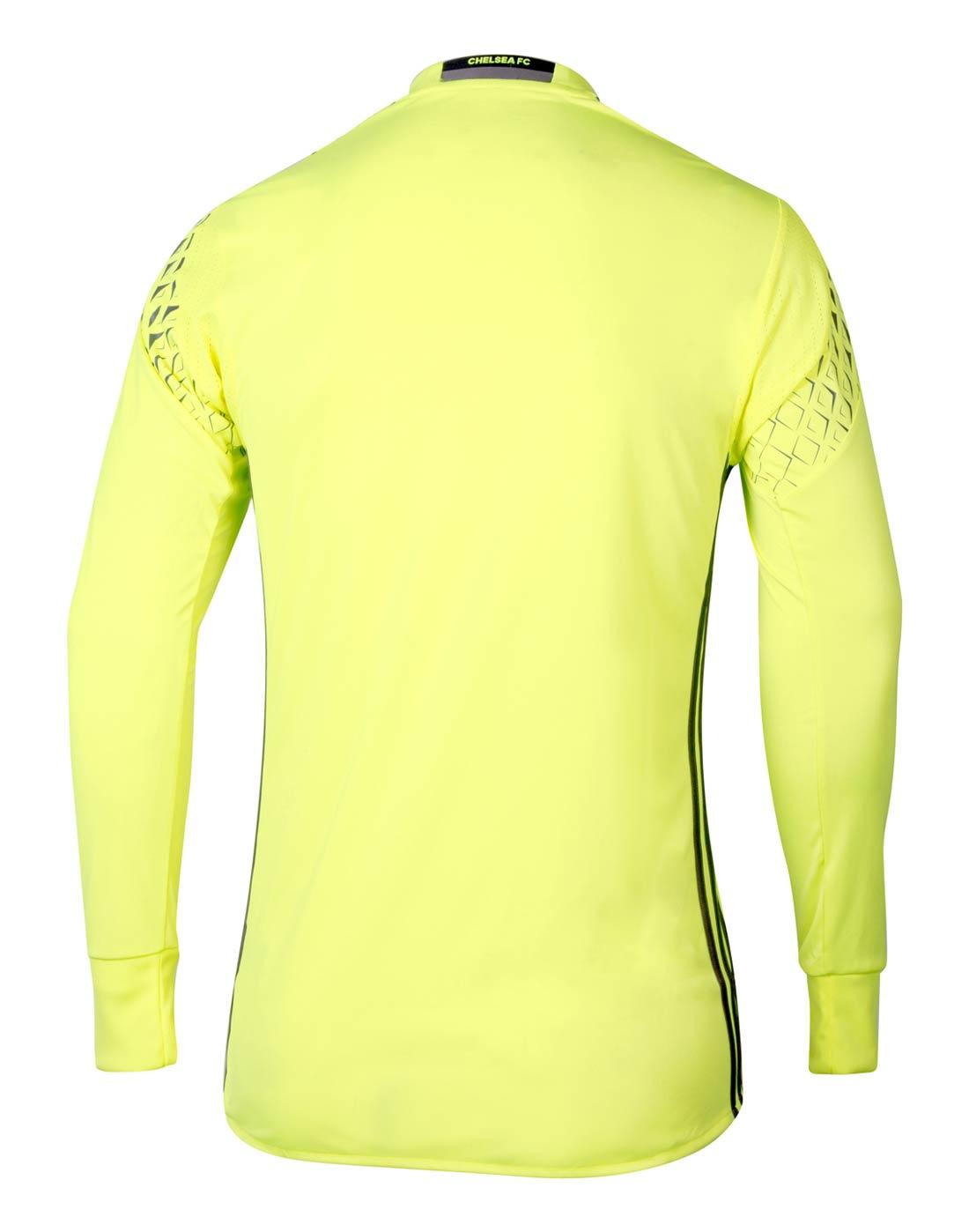 cc9b15918 adidas Adult Chelsea Goalkeeper Jersey