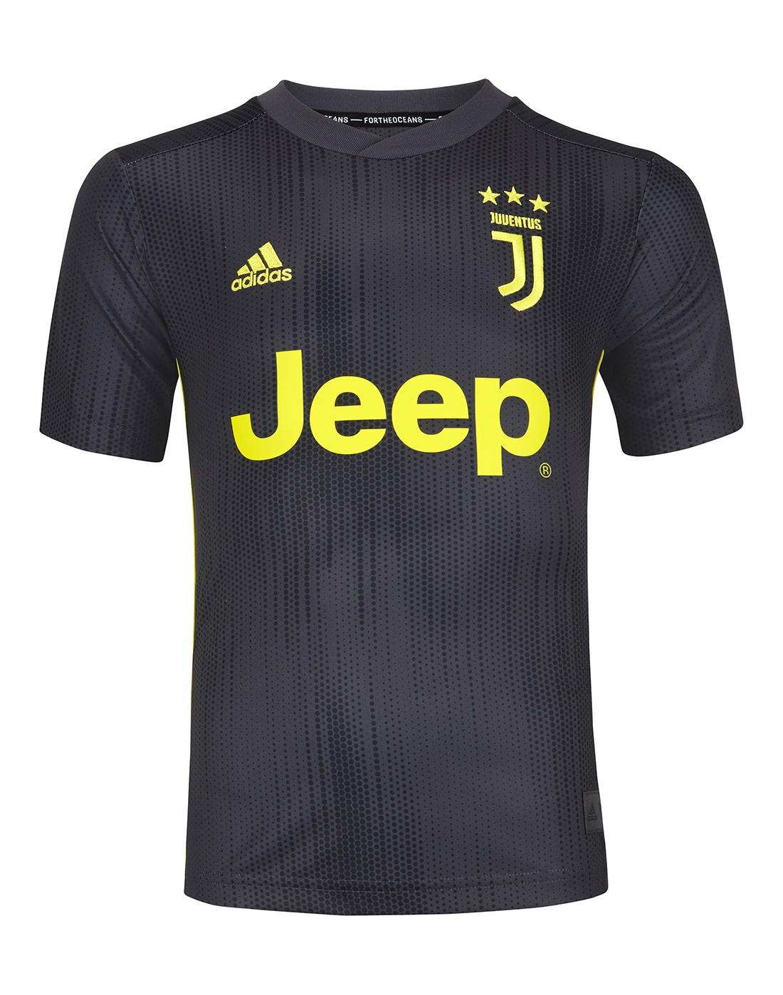 741dbdd0d Kids Juventus 18 19 Third Jersey ...