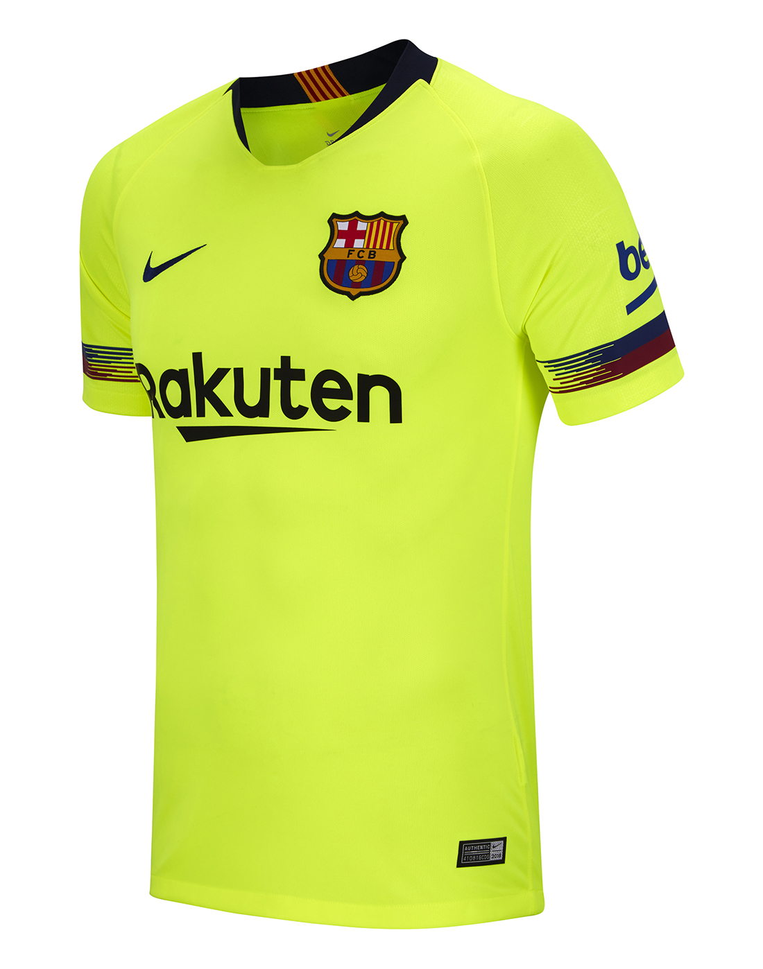 872186a1136 Barcelona 18/19 Away Jersey | Nike | Life Style Sports