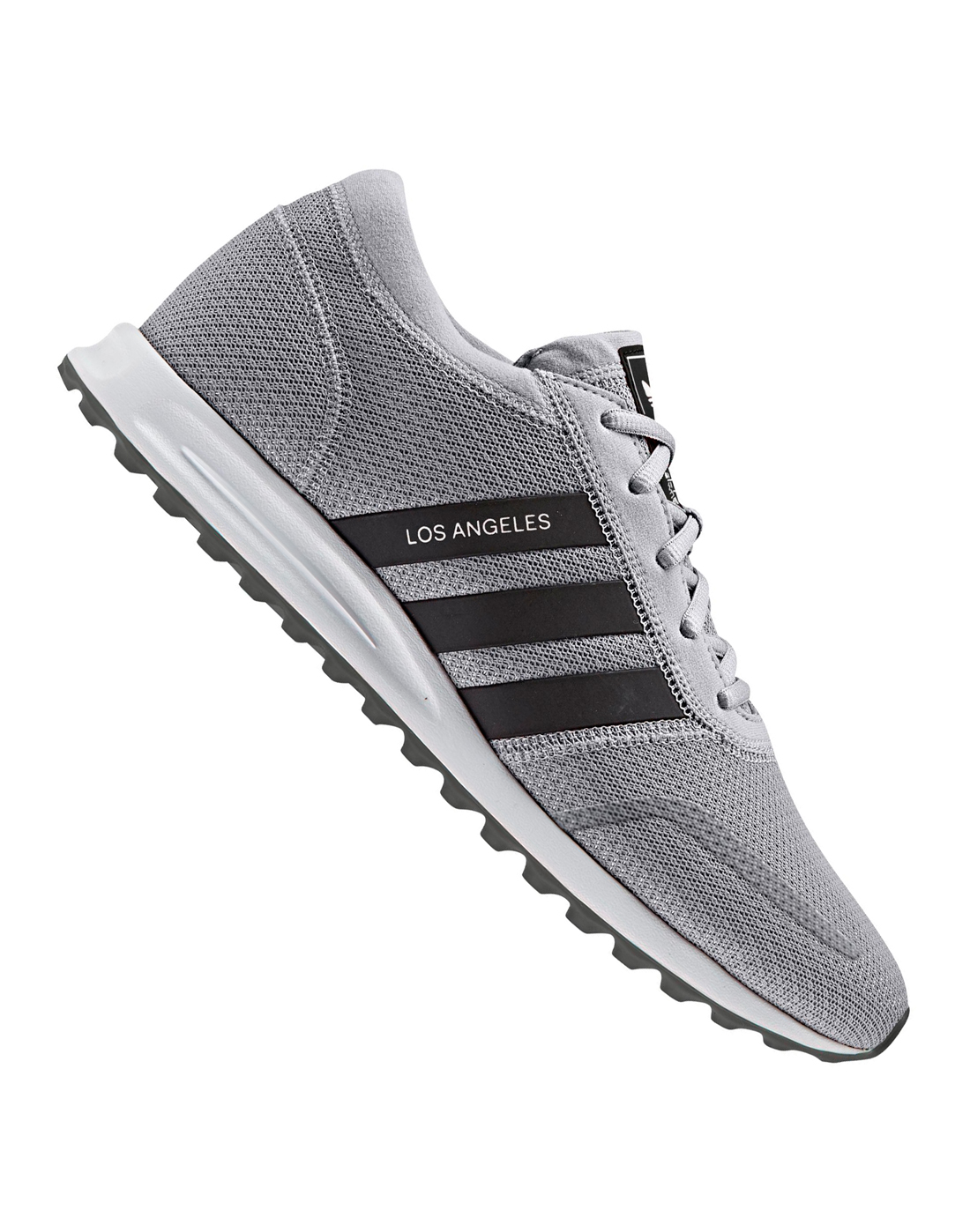 adidas Originals Mens Los Angeles | Grey | Life Style Sports
