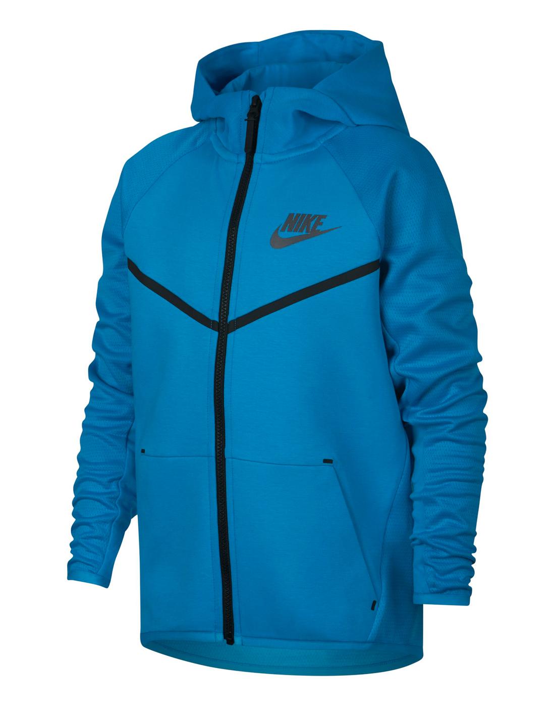 4f8039686f4d Nike Older Boys Tech Fleece Hoody
