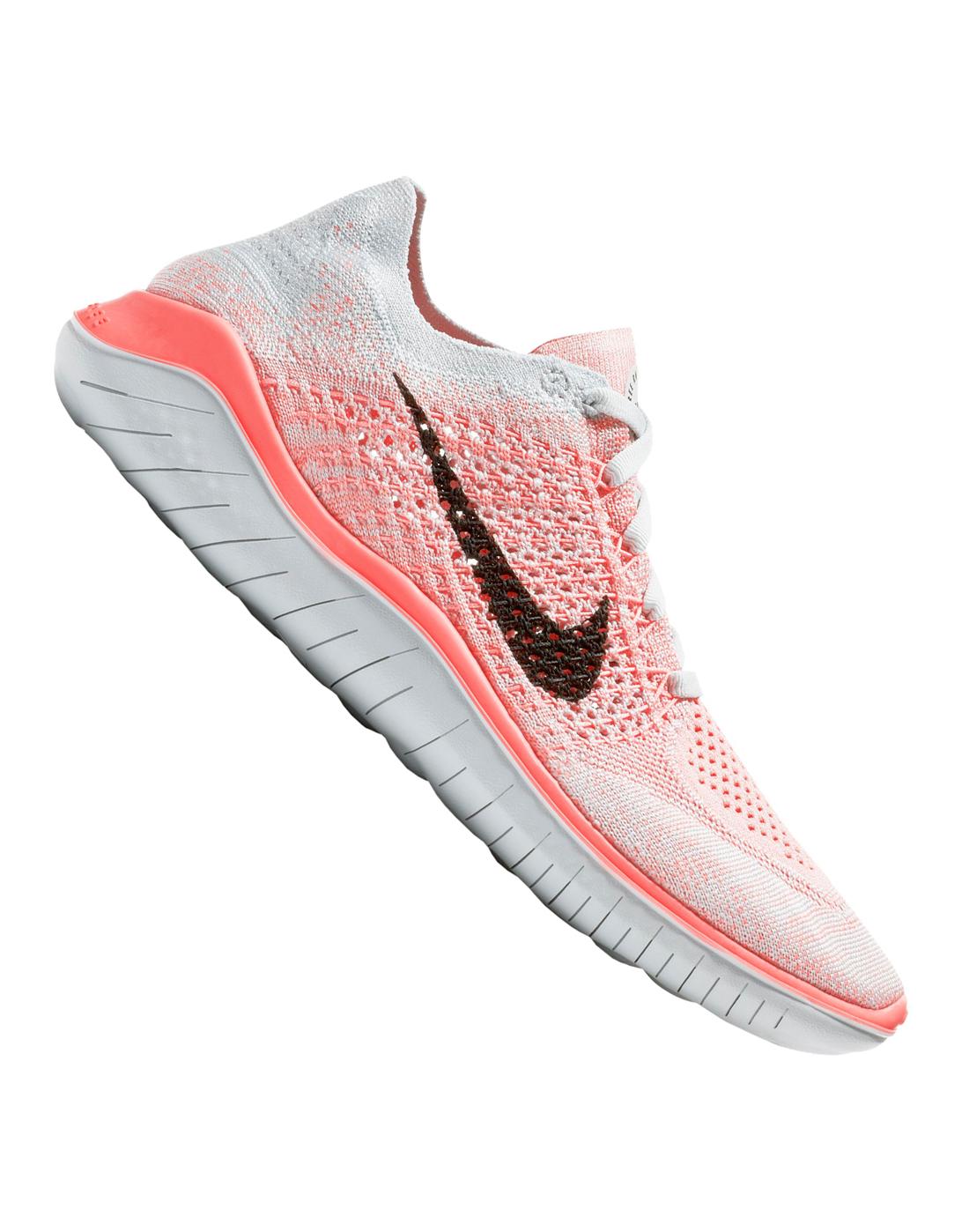 ae7ab43012764 Nike Womens Free RN Flyknit 2018