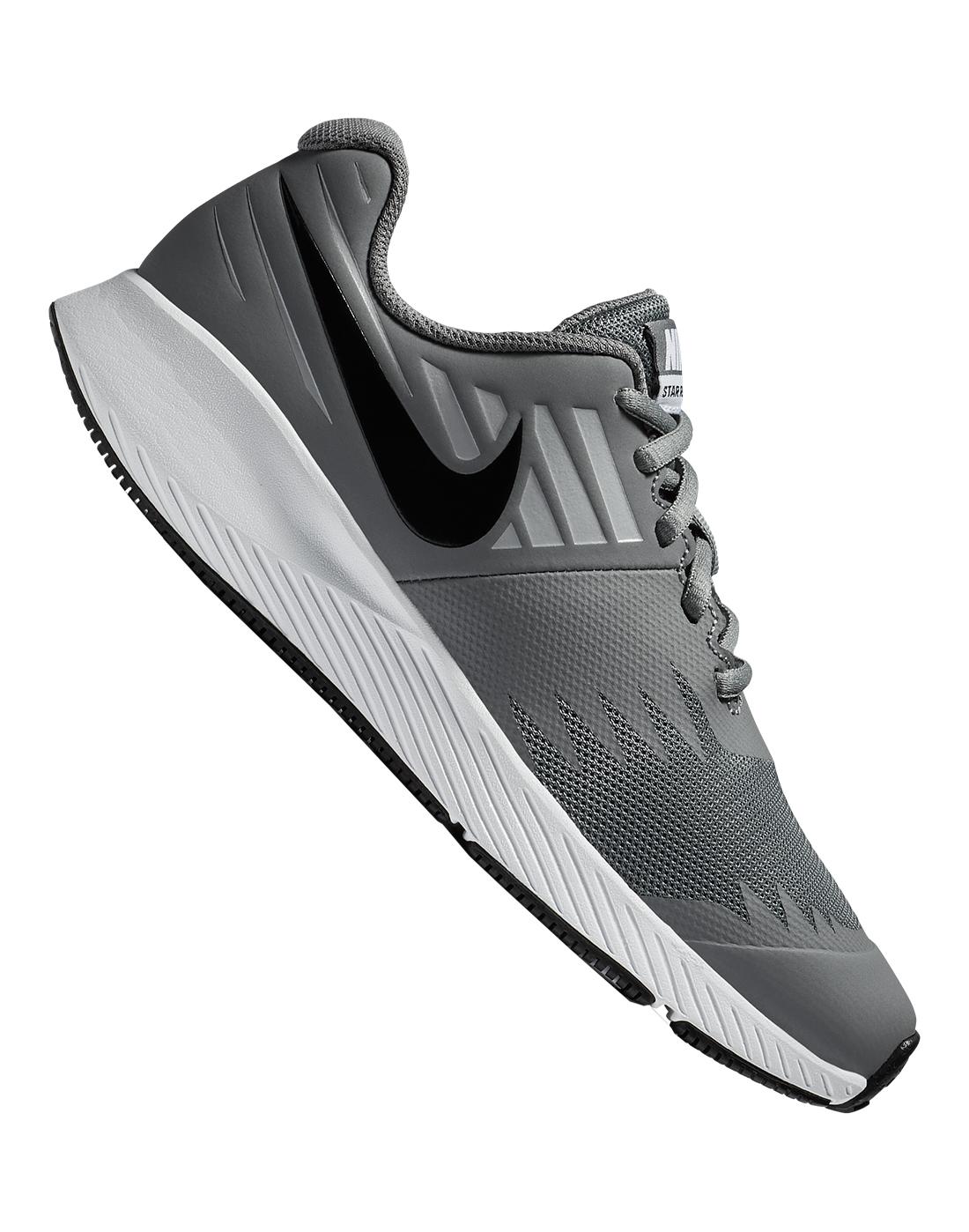 58cd00d9d97 Kid s Grey Nike Star Runner