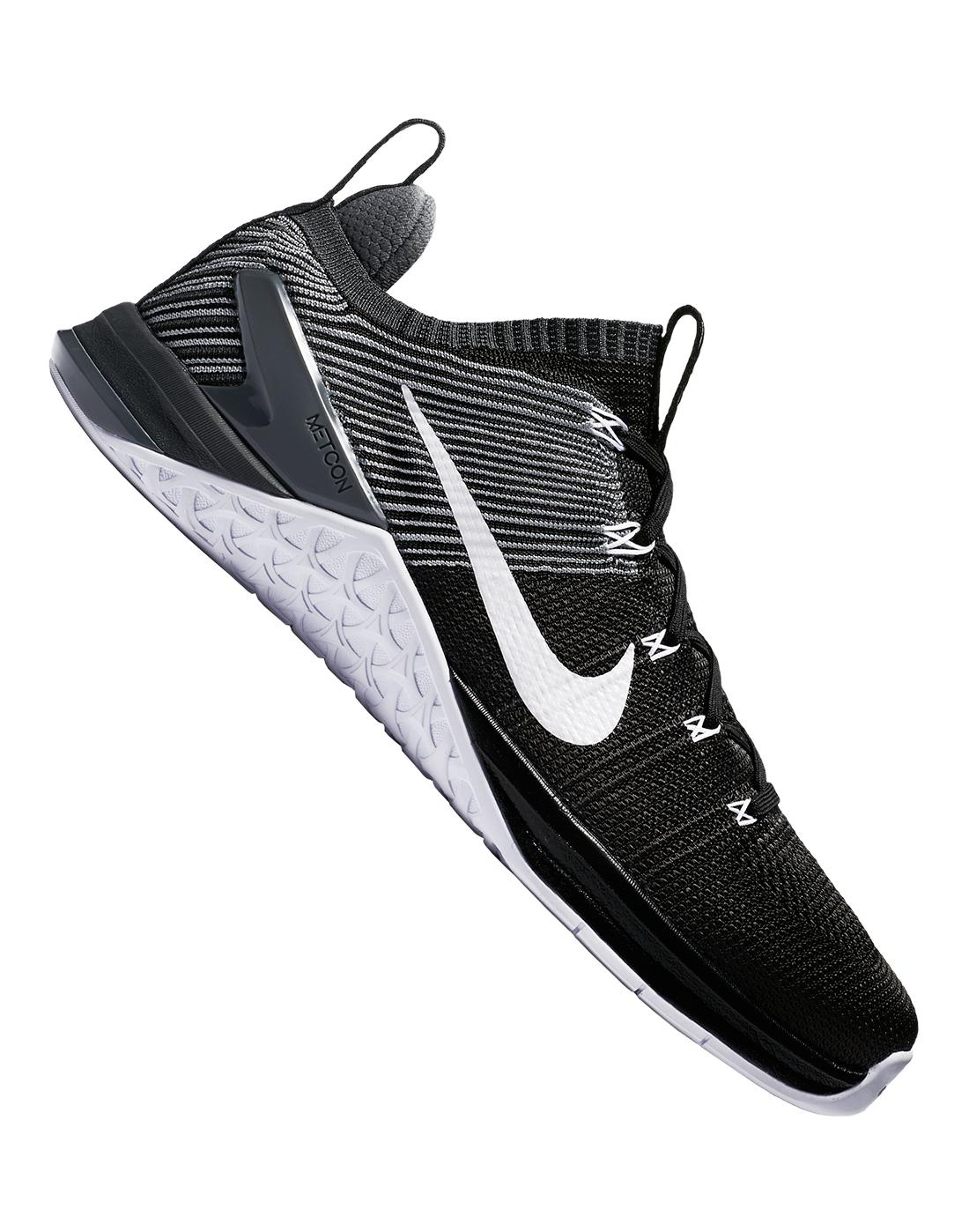 ba03eebeb44 Men s Black Nike Metcon Flyknit 2