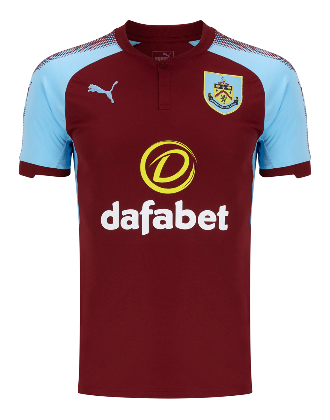 Adult Burnley 2017/18 Home Jersey | Life Style Sports