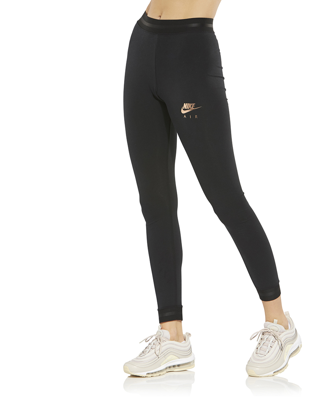 e7d221b0d55ef Women's Black Nike Air Leggings | Life Style Sports