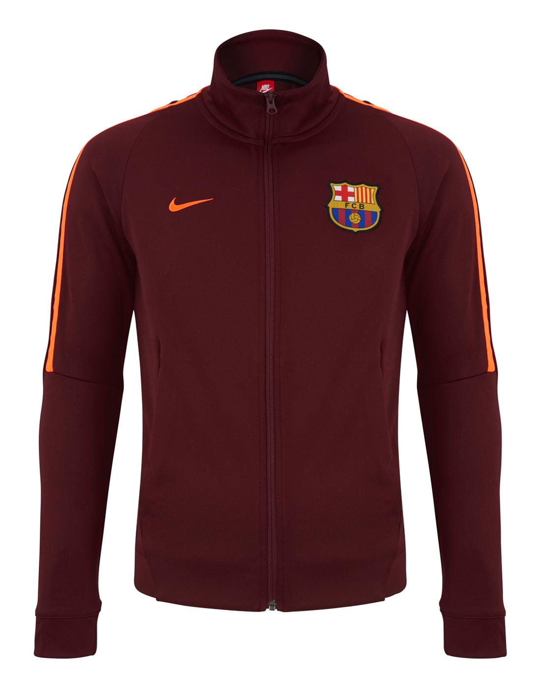 b8510a72 Nike Adult Barcelona 17/18 N98 Jacket | Life Style Sports