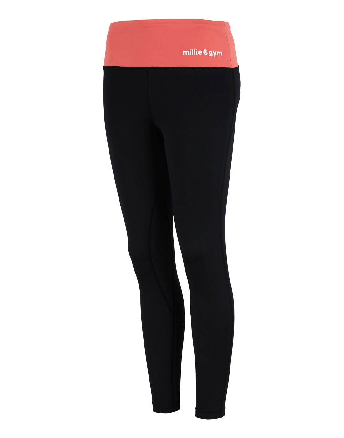 e53c37a95b113 millie & gym Womens Mercury Legging | Life Style Sports