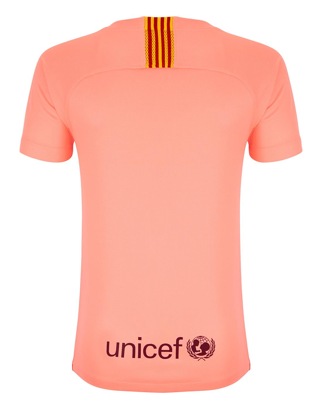 ffb538eb3 ... Kids Barcelona Third 18 19 Jersey ...