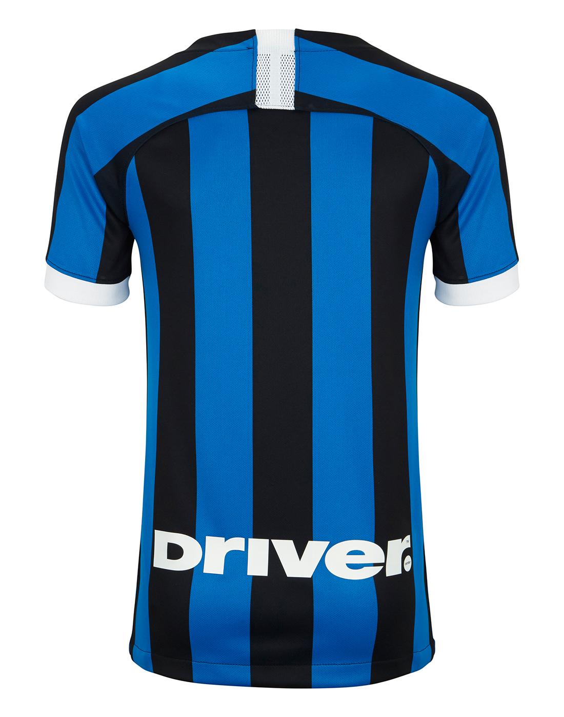 save off efad8 3a821 Nike Kids Inter Milan 19/20 Home Jersey