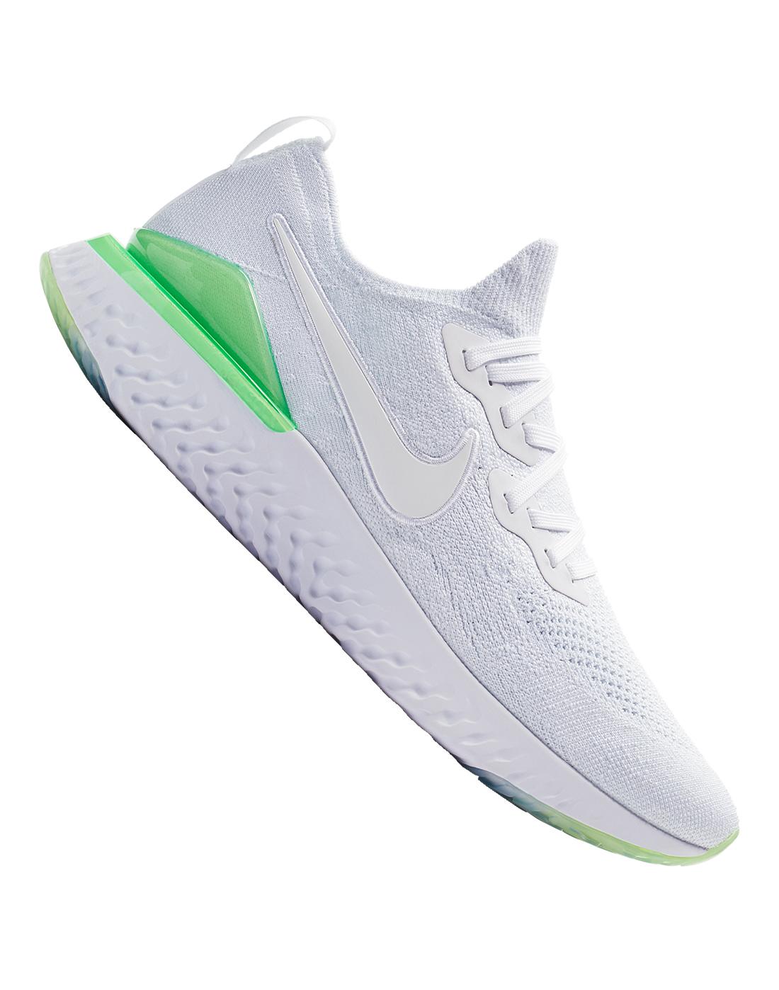 74c62a4d884f0 Nike Mens Epic React Flyknit 2