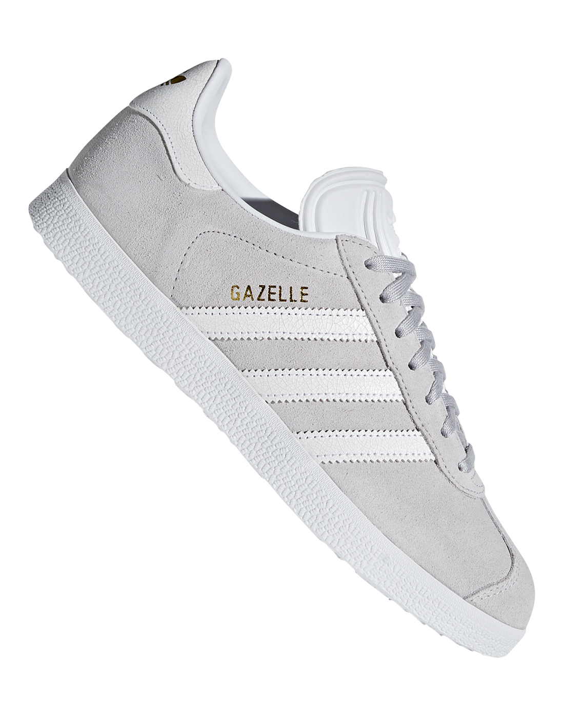 Women's Grey adidas Originals Gazelle | Life Style Sports