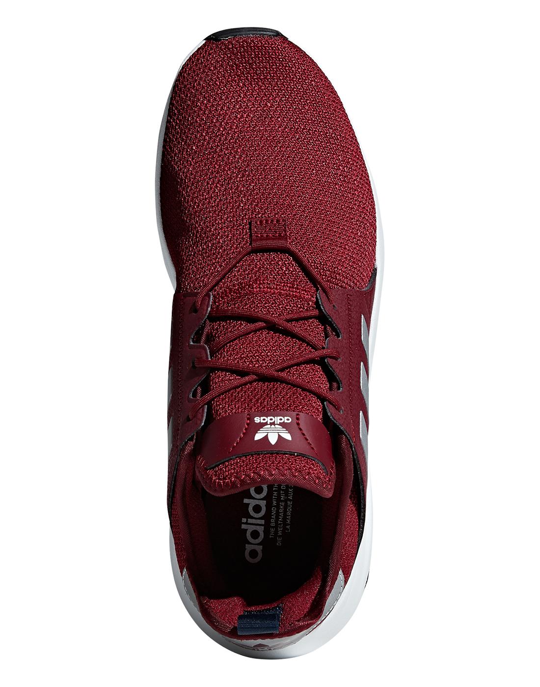01be7f5f92c2 Men s Burgundy adidas Originals XPLR