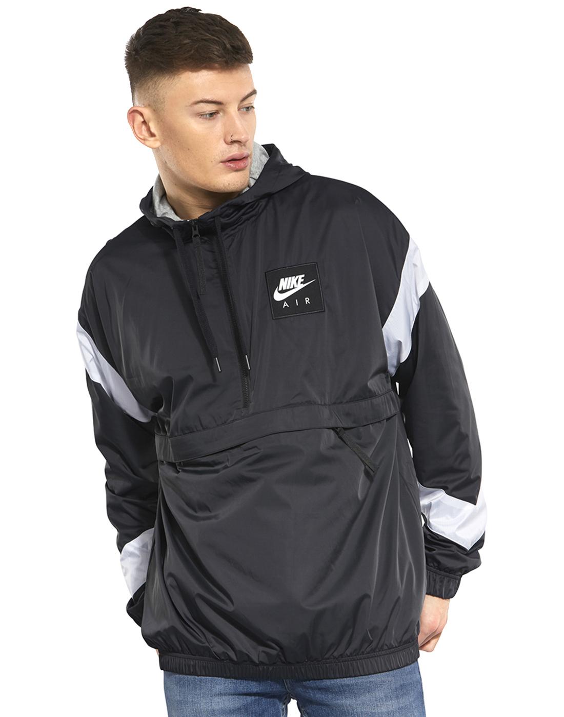 1ea7df7b5 Men's Nike Air Windrunner Jacket | Black | Life Style Sports