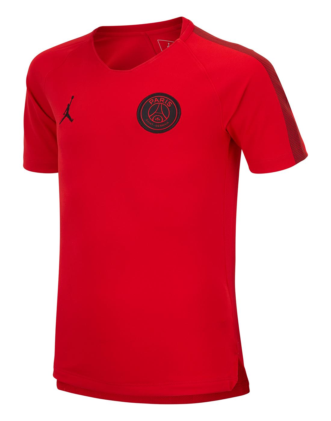 finest selection 2b913 fa876 Nike Kids PSG Jordan Training Jersey   Life Style Sports