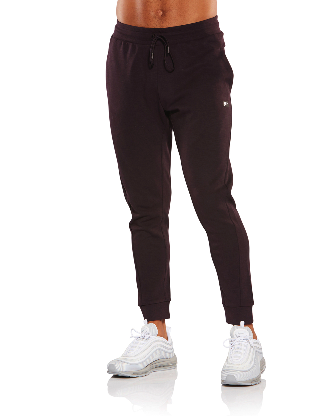 a5985539bd22 Men's Burgundy Nike Joggers   Life Style Sports