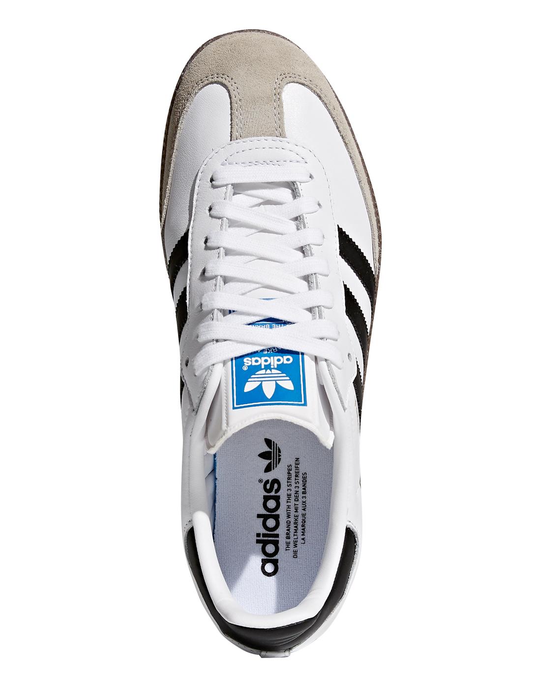 9847115ce Men's adidas Originals Samba OG | White | Life Style Sports