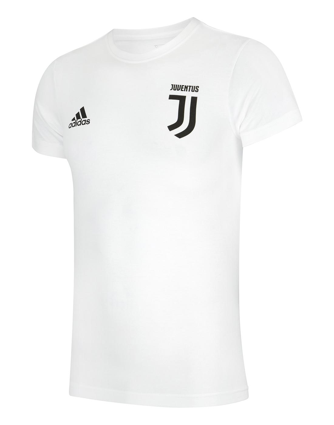 official photos 7dd9b 11f06 adidas Adult Ronaldo Juve Graphic Tee