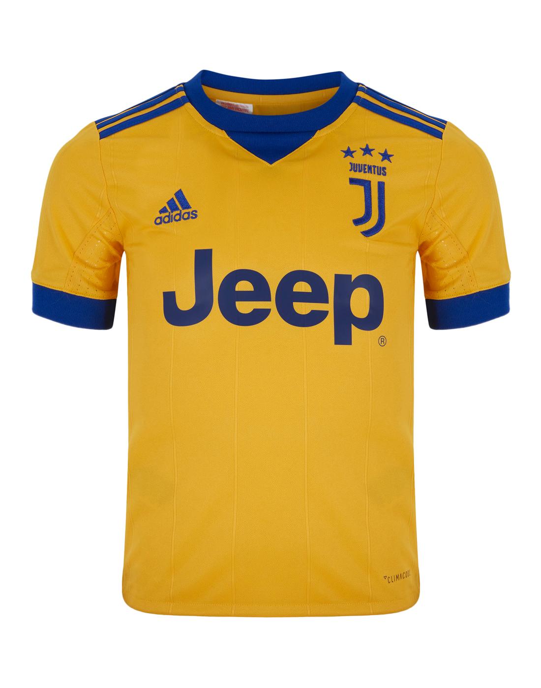 c88129de1 adidas Kids Juventus 17 18 Away Jersey
