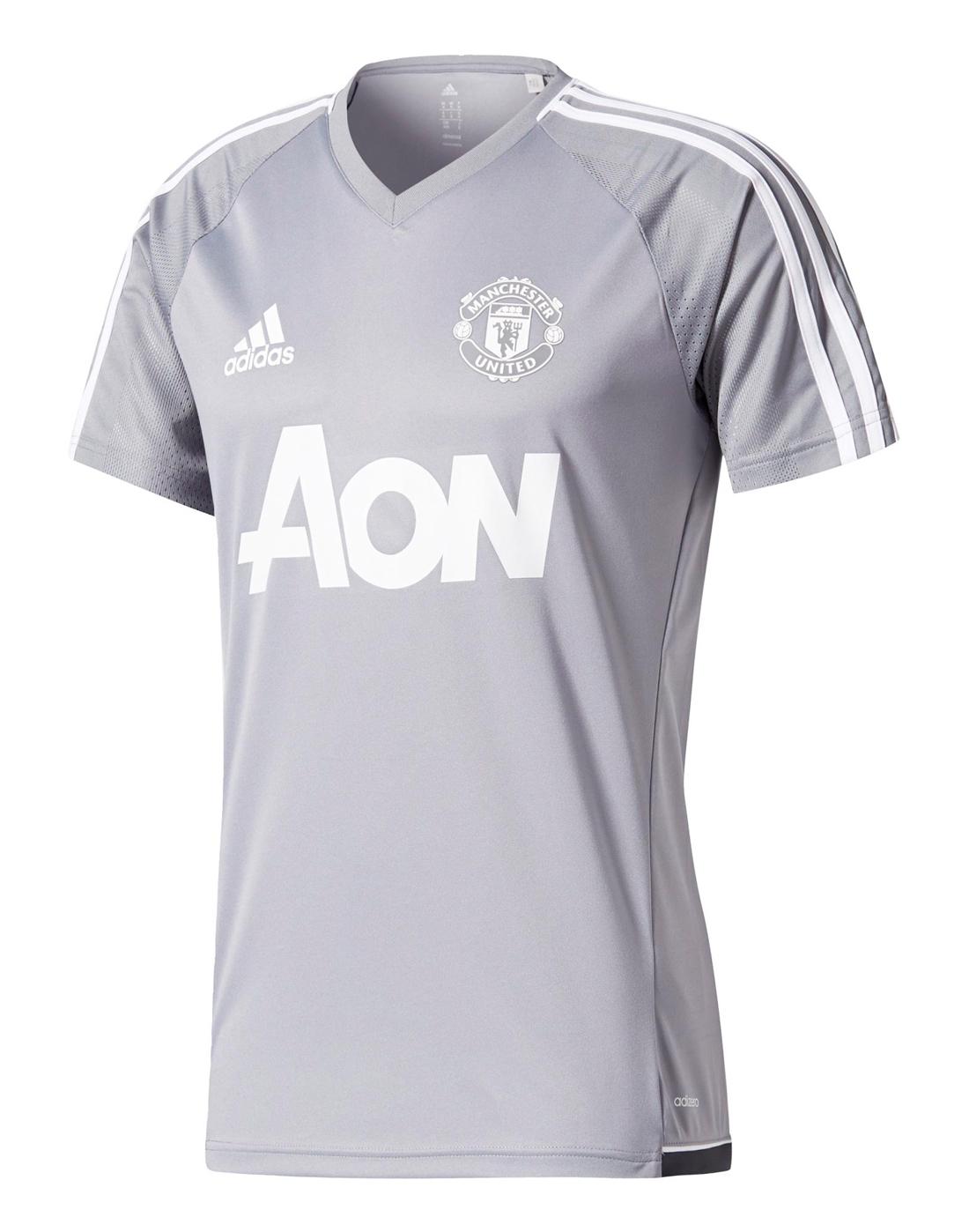 6fddf5c55 adidas Adult Man Utd 17 18 Training Jersey