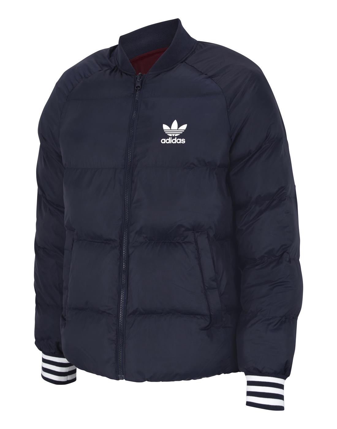 4b4d74c0e6c5 adidas Originals Mens Reversible Jacket