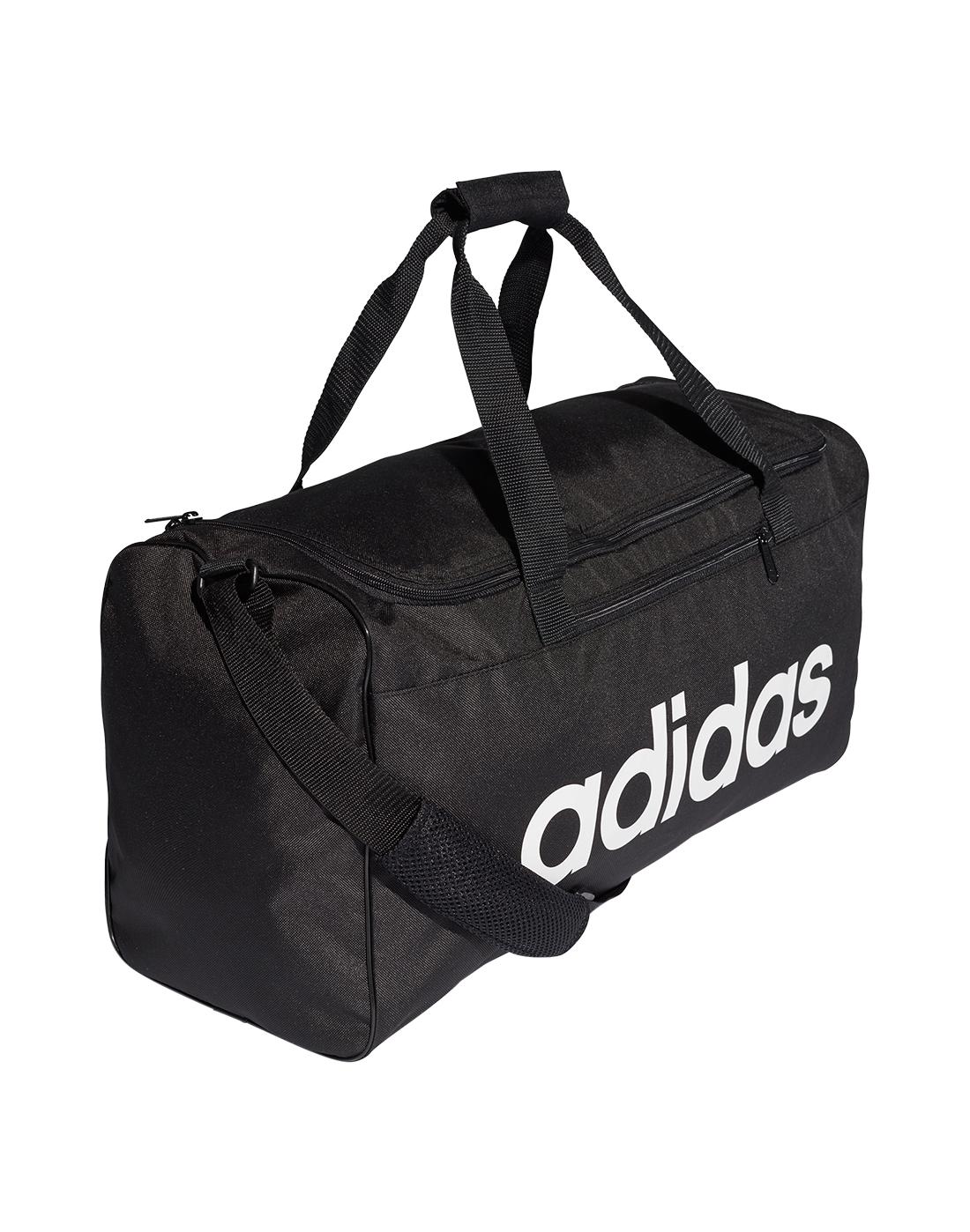 2b779fd0c8e adidas Linear Core Duffel Bag Medium   Life Style Sports
