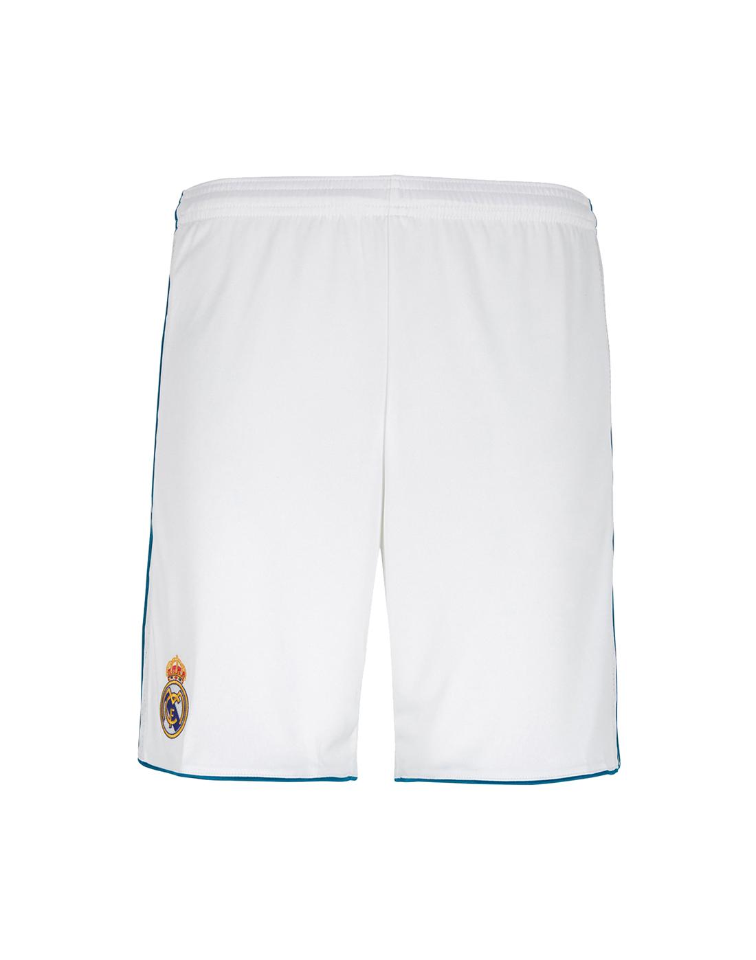 adidas Mens Real Madrid Home 17 18 Short  d09e51c738d13