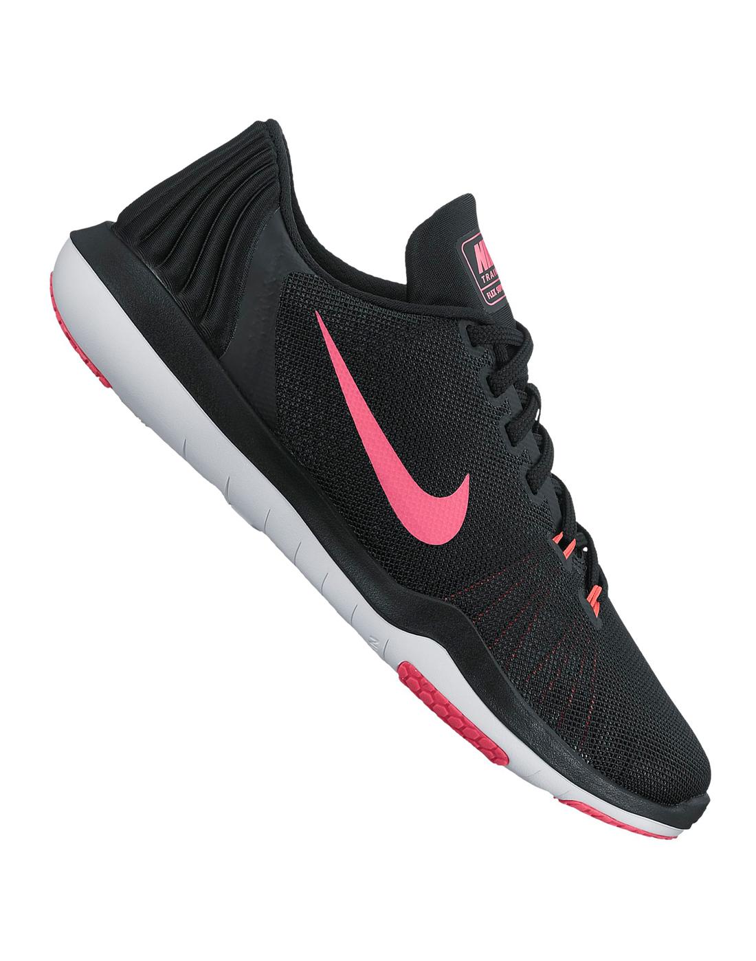 Nike Womens Flex Supreme Tr 5 Black