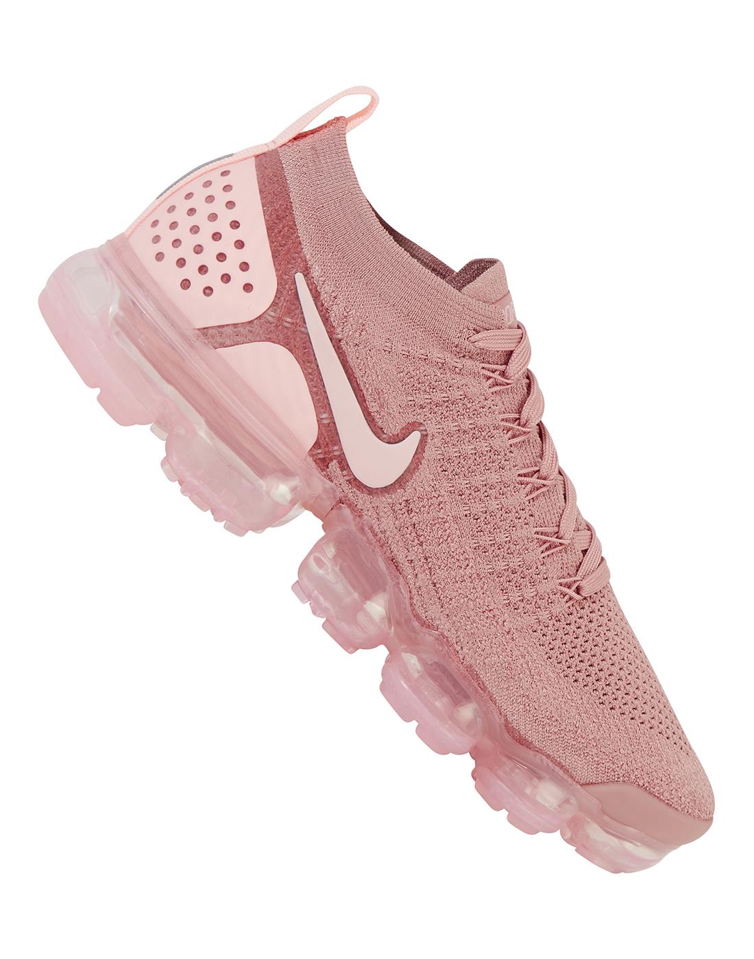 39d59d9d2e12 Women s Pink Nike VaporMax Flyknit