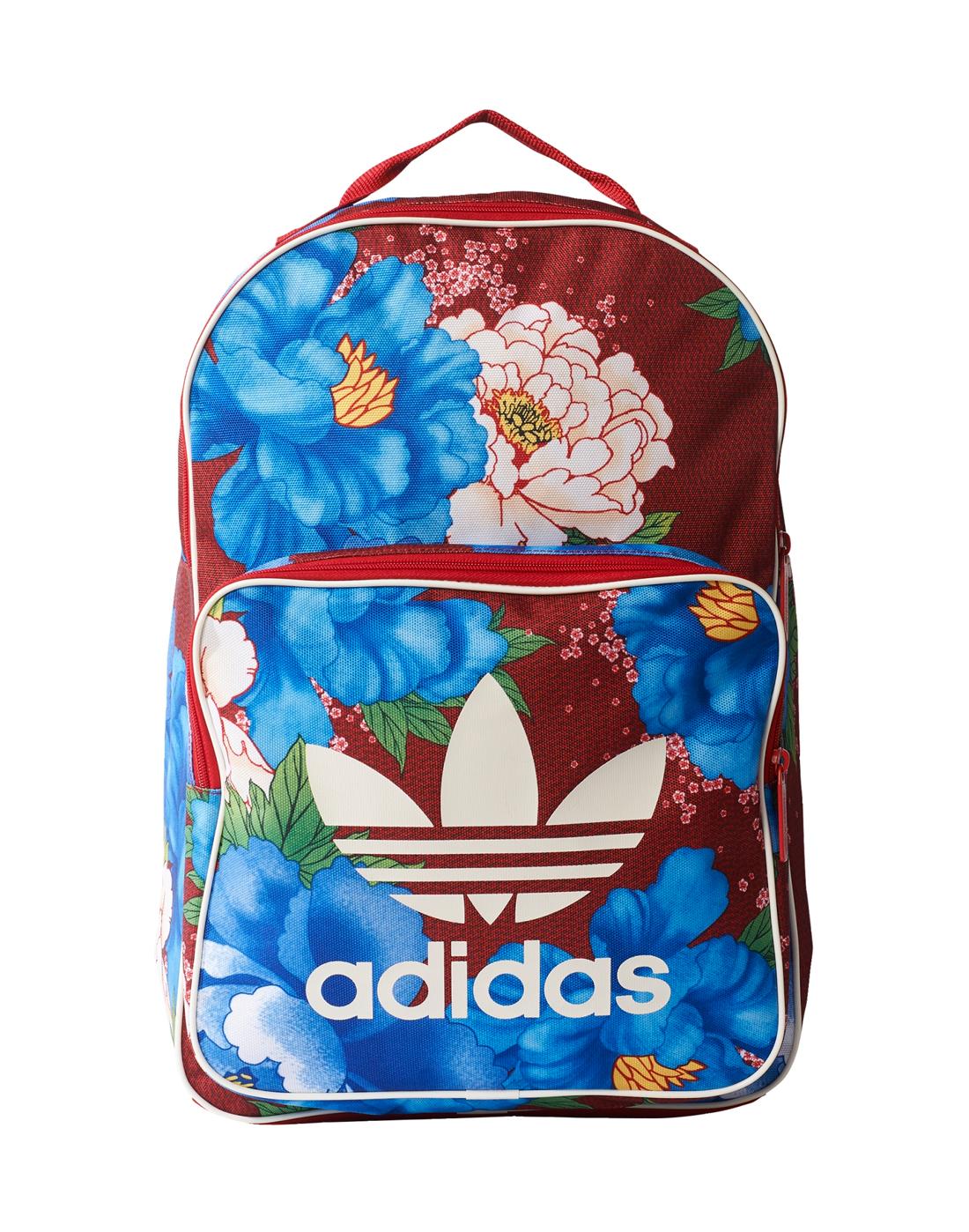 adidas Originals Originals Floral Backpack  1cfa14bbe0688