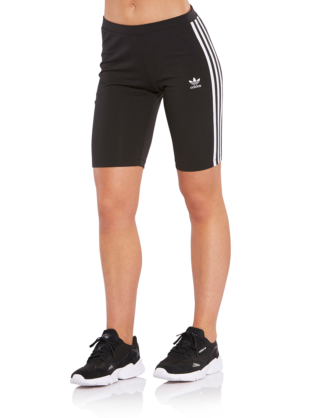Women's Life Style Adidas Cycling Originals Shorts Sports Black AwrqZgA