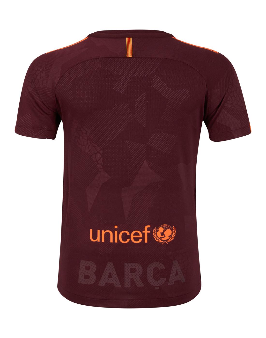 106864cab68 Nike Kids Barcelona 17/18 Third Jersey | Life Style Sports