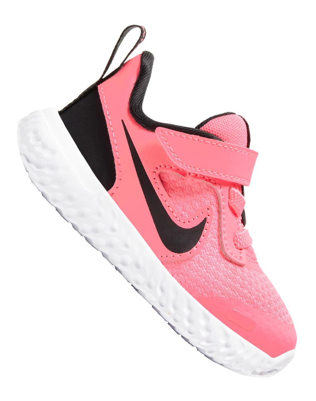 Nike Infants Revolution - Pink | Life