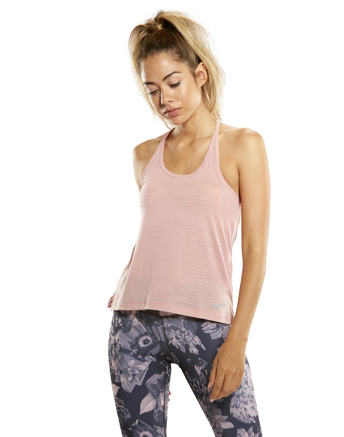 Nike Womens Miler Breathe Tank  ea1f76d9b2