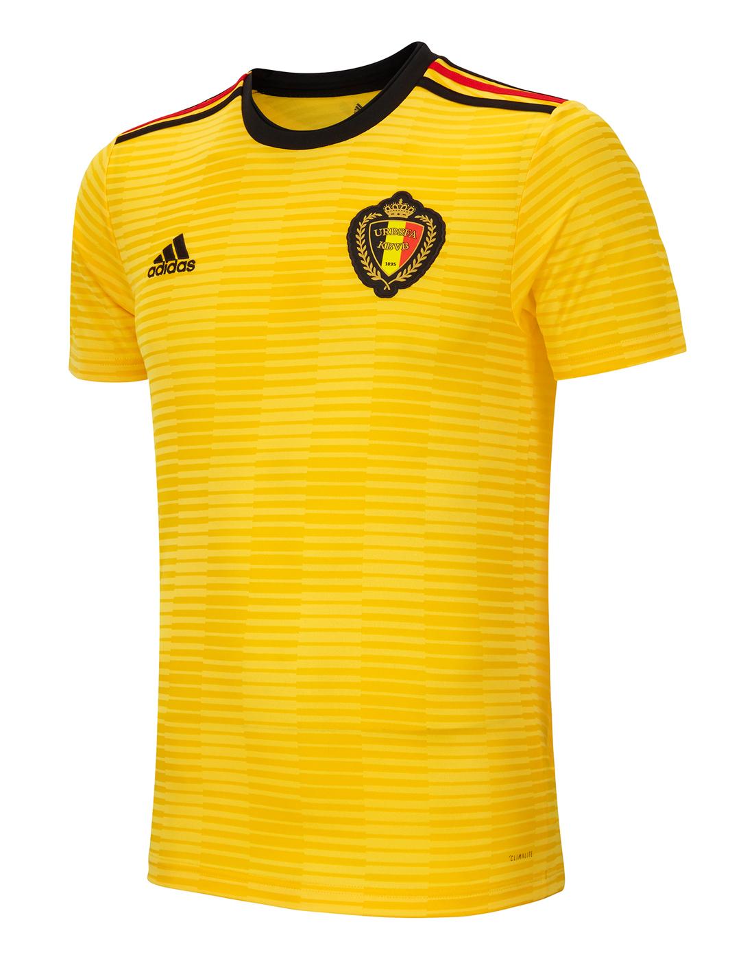 95b189bcc Adult Belgium WC18 Away Jersey · Adult Belgium WC18 Away Jersey ...