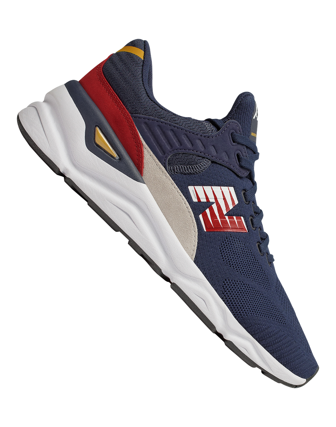 0a54e2b58a1d Men's Navy New Balance X90 Trainers | Life Style Sports