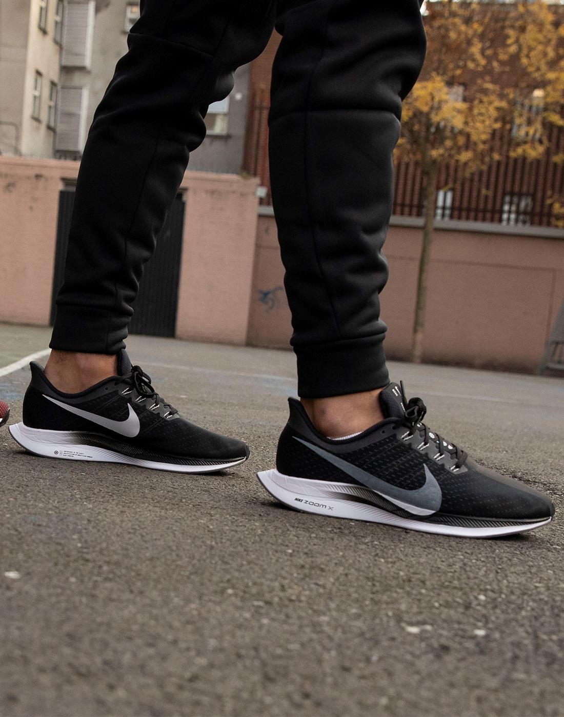 official photos 40025 66030 Men's Nike Pegasus 35 Turbo | Black | Life Style Sports