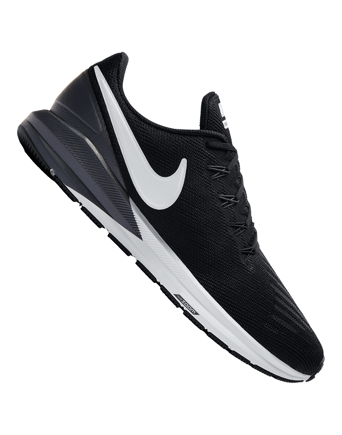 47a3b90c89c3 Men s Black Nike Air Zoom Structure 22