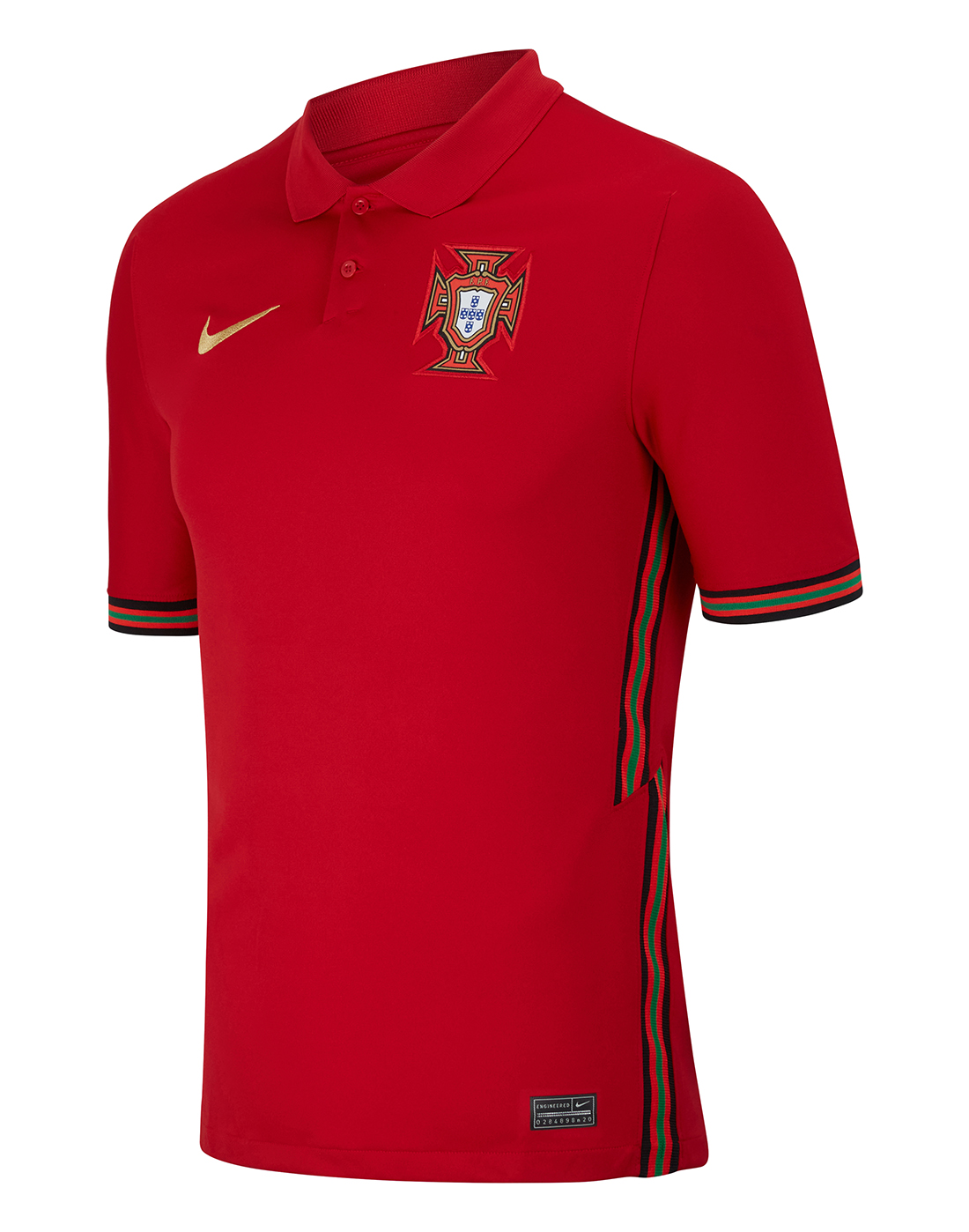 Nike Adult Portugal Euro 2020 Home Jersey - Red   Life Style Sports EU