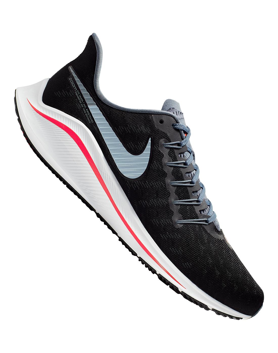 c04447c49c107 Men s Black Nike Air Zoom Vomero 14